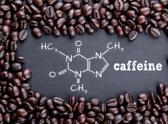 cafein thuc an co hai cho cho