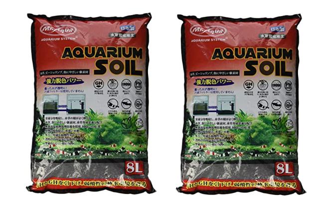 chat nen Mr Aqua Aquarium Soil Substrate