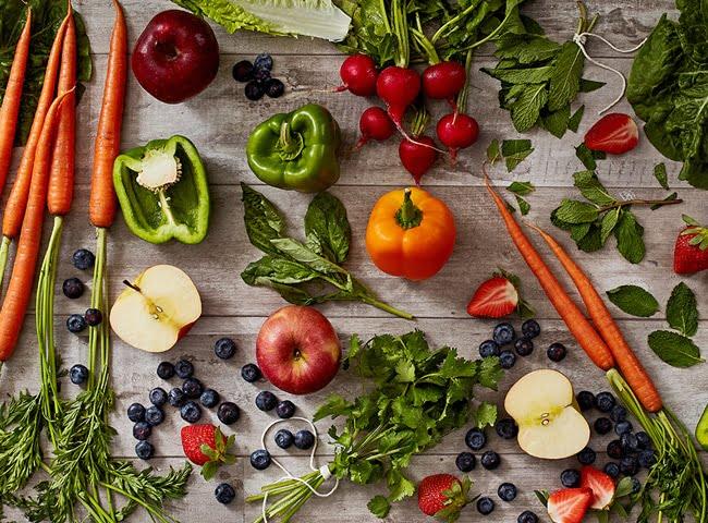 các loại rau củ quan làm thức ăn cho thỏ