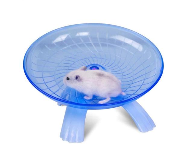 wheel cho hamster dia bay