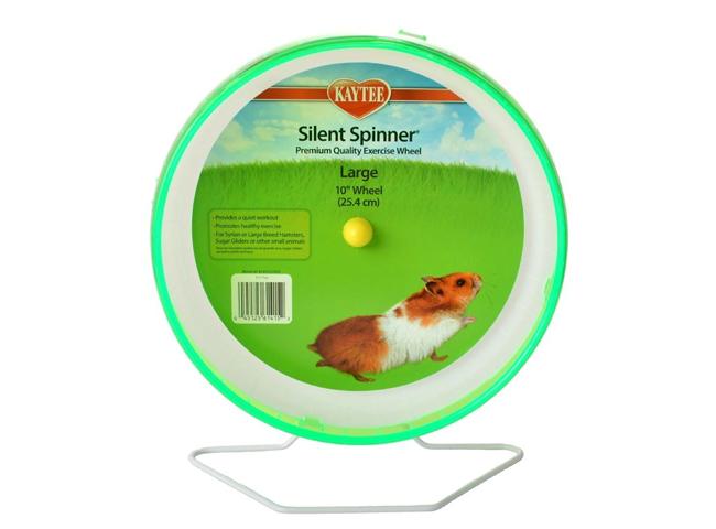 wheel cho hamster silent spinner